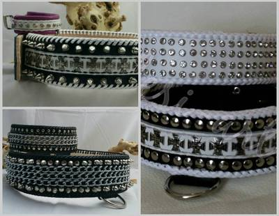 Dog collars Desi-art