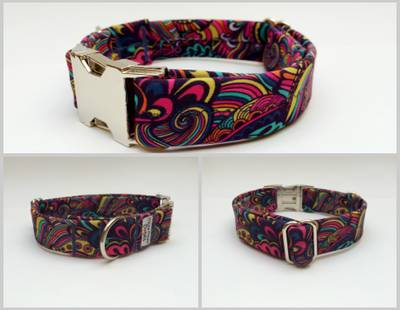 Softshell dog collar