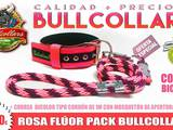 "Dog collar and leash ""Bullcollars"""