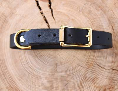 Dog collar Woodlander