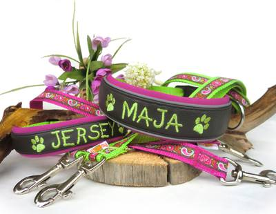Dog collars and leashes - Peppetto