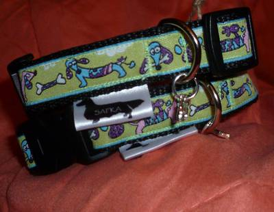 Dog collars dachshunds