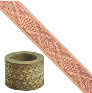 Embossing Roll - Native Heritage