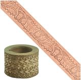 Embossing Roll - Oak Leaf