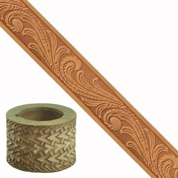 Embossing Roll - scroll