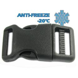 ANTI-FREEZE Heavy duty Side Release Buckle 20 mm, Contoured