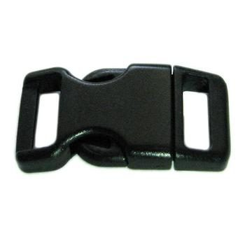 Heavy duty Side Release Buckle, Contoured 10mm