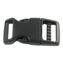 Heavy duty Side Release Buckle, Contoured 17mm