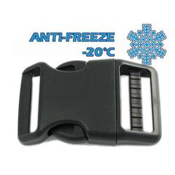 ANTI-FREEZE Heavy duty Side Release Buckle 30 mm, Contoured