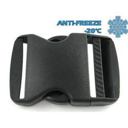 ANTI-FREEZE Heavy duty Side Release Buckle 50 mm, Contoured