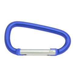 Aluminium snap hook 57mm