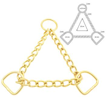 Martingale chain Brass