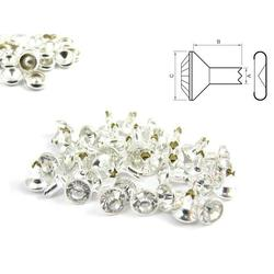 Chaton Rivet White - self tapping (100 pcs)