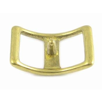 Solid Brass Conway buckle