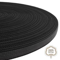 Cotton Rubber Webbing