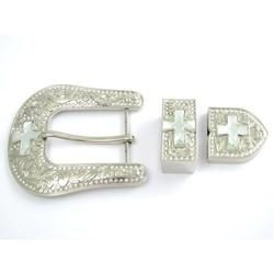 Crystal Belt buckle