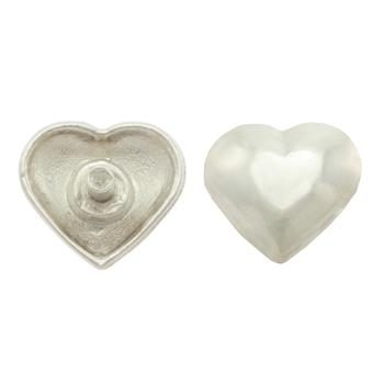 Decorative Rivet Heart