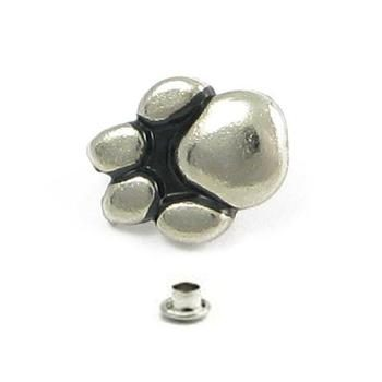 Decorative Rivet Paw