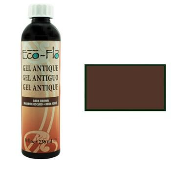 Gel Antique Eco-Flo marron