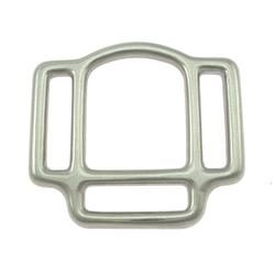 Stainless Steel 3 Way Halter Square