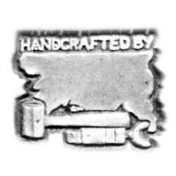Leather stamps 2-D and 3-D