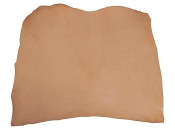 Natural Vegetable-tanned leather - Double shoulder