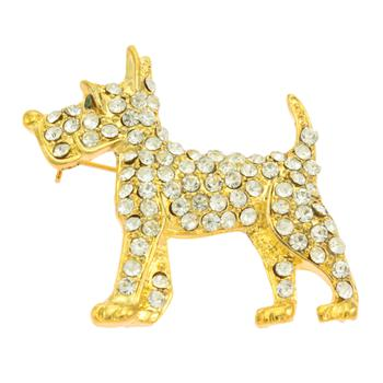 Pet brooch