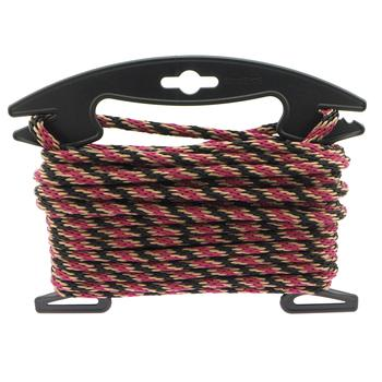 Rope - Black / Tan / Maroon