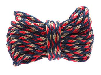 Rope - Blue / Red / Tan
