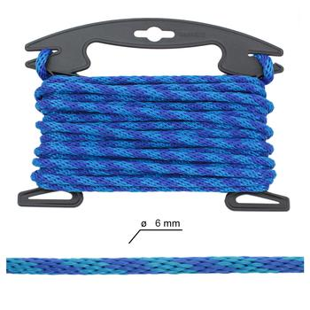 Rope - Pastel Blue / Blue
