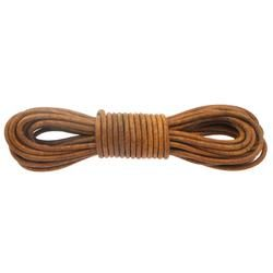 Rundleder 5mm - Brown