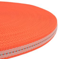 Reflective Rubber Webbing