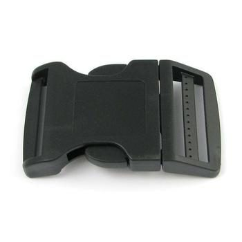 Side Release Buckle 40 mm, Contoured