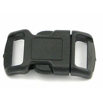 Side Release Buckle, Contoured 10mm