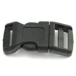 Side Release Buckle, Contoured 13mm