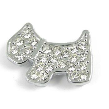 Slider charm - Doggie 10mm