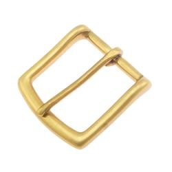 50 mm  6 Pack Sizes Solid Cast Brass 3 Bar Bag Strap Tri Double Sliders  2/""