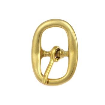 Solid Brass Halter Buckle