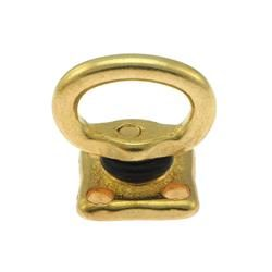 Solid brass Swivel Ø 17 mm