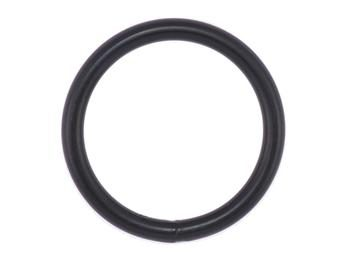 Steel Welded Ring Black